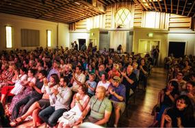 eTown Hall sept 2013